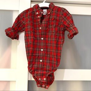 Carter's 24m shirt bodysuit